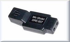 Micro Electret DRE 007 pour DRE 6000-6001