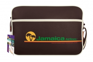Airlines Retro Bag JAMAICA AIRLINES