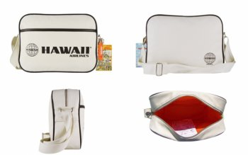Airlines Retro Bag HAWAI AIRLINES