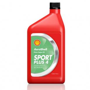 AEROSHELL OIL SPORT PLUS 4  (bidon 1 litre)