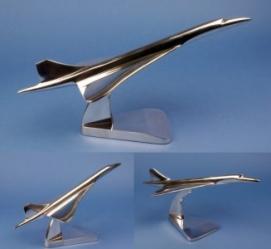 Style Concorde en aluminium