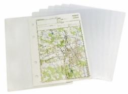 Lot de 10 pochettes transparentes A6 Design4pilot PICOLLO