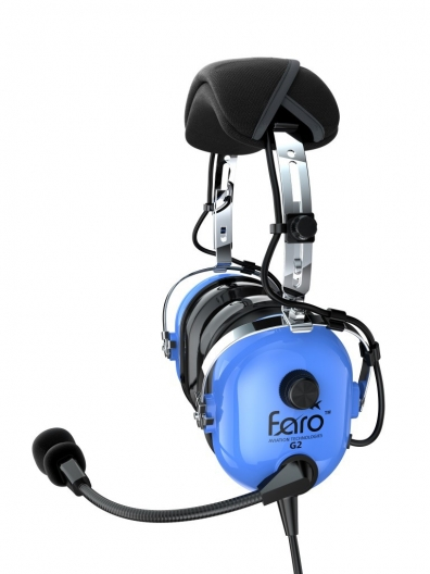 Casque FARO G2 blue