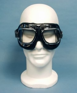 FLYERS GOGGLE CHROME