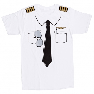 THE PILOT UNIFORM T-SHIRT