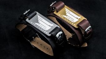 Bracelet en cuir EAGLE