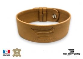 Bracelet en cuir FALCON
