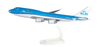 BOEING 747-400 KLM ech 1/250ème