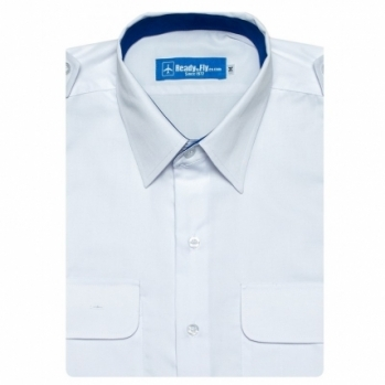 Chemise homme Blue collar COUPE DROITE