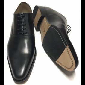 Chaussure pilote RICHELIEU cuir homme