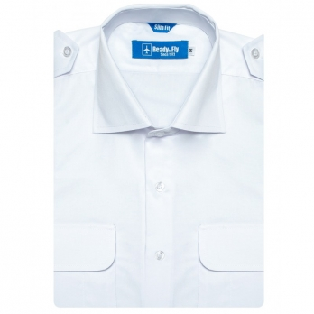 Chemise homme White collar SLIM-FIT