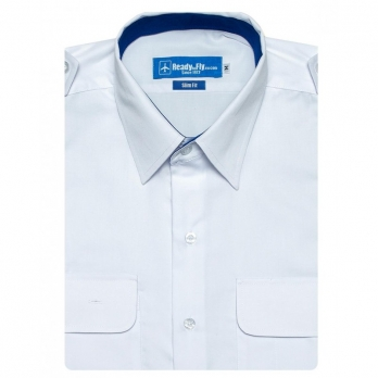Chemise homme Blue collar SLIM-FIT
