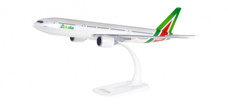 Alitalia Boeing 777-200 I-DISU new 2015 colors ech 1/200