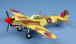 P-40 M Warhawk - N°112 Sqd RAF Sicily 1943
