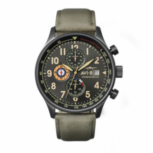 Montre AVI-8 Hawker Hurricane AV-4011-0E