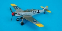 Messerschmitt BF109 E4 Black 13 England battle 1940