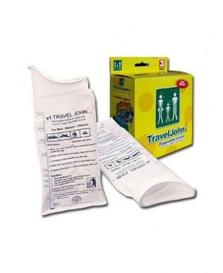 Lot de 3 sachets d'aisance urinaire