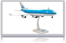 BOEING 747-400 KLM au 1/200 ème