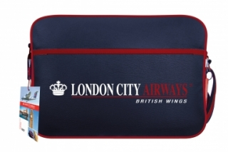 Airlines Travel Bag LONDON CITY