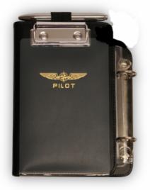 Planchette de vol PICCOLO PROFI A6 à volets