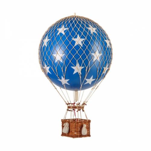 Ballon Montgolfière Royal Aéro Blue Stars