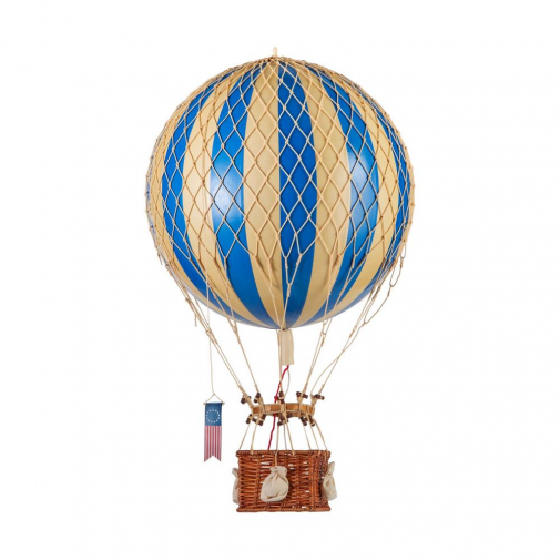 Ballon Montgolfière Royal Aéro Blue