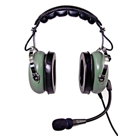 casque Nice Power AN-1000A Green