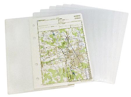 Lot de 10 pochettes transparentes A5 PROFI Design4pilot