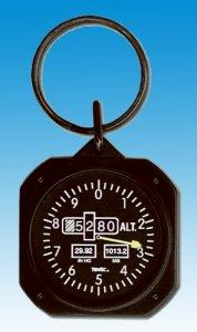 Porte-clé Altimètre