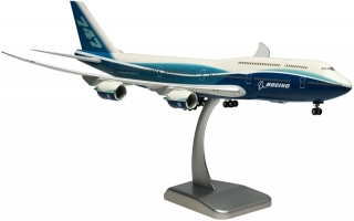 BOEING 747-8 HOUSE COLOR ech 1/200