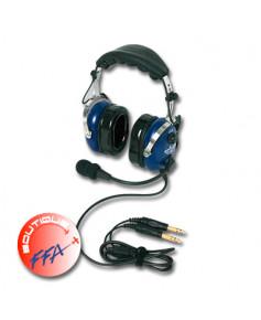 Casque AP COM 125.20 FFA ( logo FFA sur 1 côté)