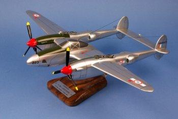 P-38/F.FB LIGHTNING GR2/33 SAVOIE ST EXUPERY