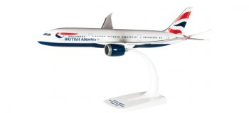 Boeing 787-800 Dreamliner British Airways ech 1/200 ème
