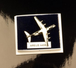 PINS AIRBUS A400M (NICKEL)
