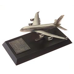 AIRBUS A380 en étain