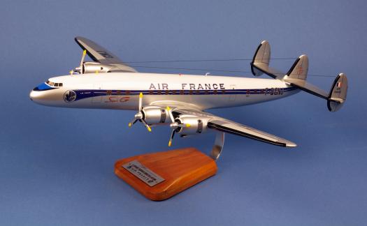 L-1049C Super Constellation F-BGNJ Air France