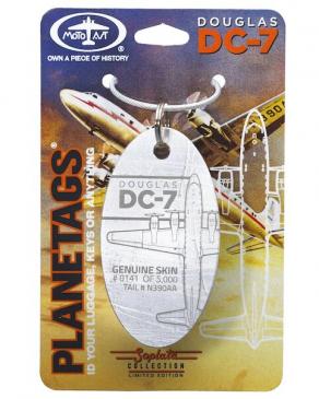 Porte-clé/porte-étiquette DC 7 N390AA