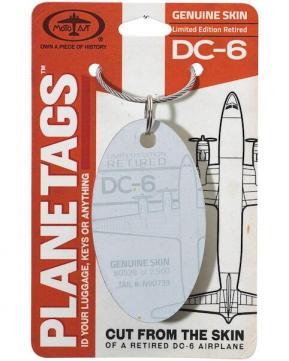 Porte-clé/porte-étiquette DC 6 N90739