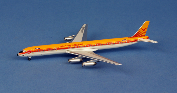 DC-8-63 Surinam Airways PH-DEM