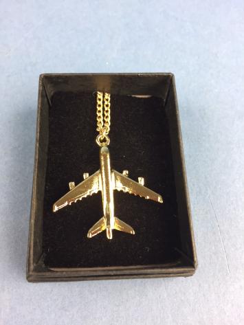 Collier Pendentif A380 gold
