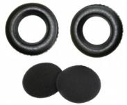 Paire de Coussinets en simili cuir et mousse visco élastique pour  HS 200,300,400 et 600