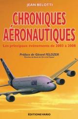 CHRONIQUES AERONAUTIQUES 2ème édition