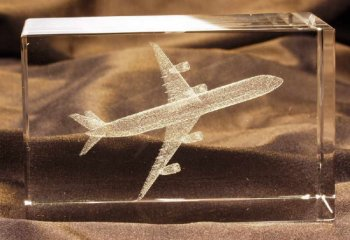 BLOC presse-papier AIRBUS A 340