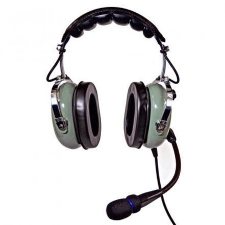 casque Nice Power AN-1000 AC Green