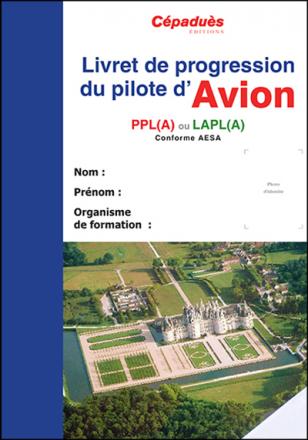 Livret de progression PPL/LAPL conforme AESA avec Poster des matrices